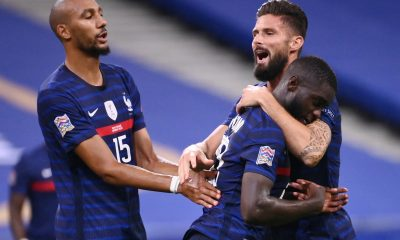 Francia derrota a Croacia
