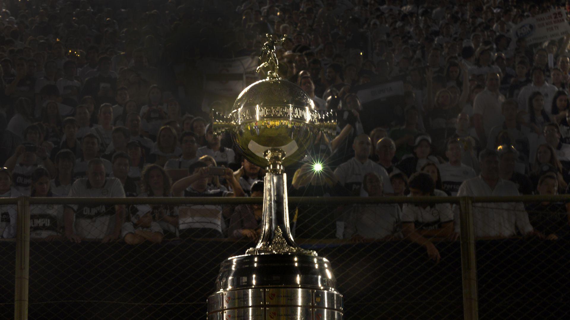 Vuelve la Copa Libertadores