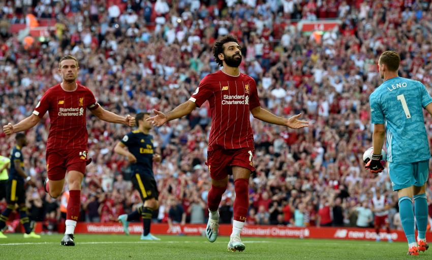 Liverpool y Arsenal cierran la fecha 3 en la Premier