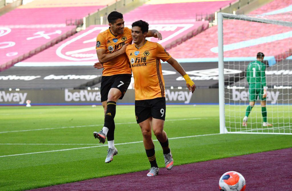 Raúl Jiménez busca su tercer gol ante West Ham