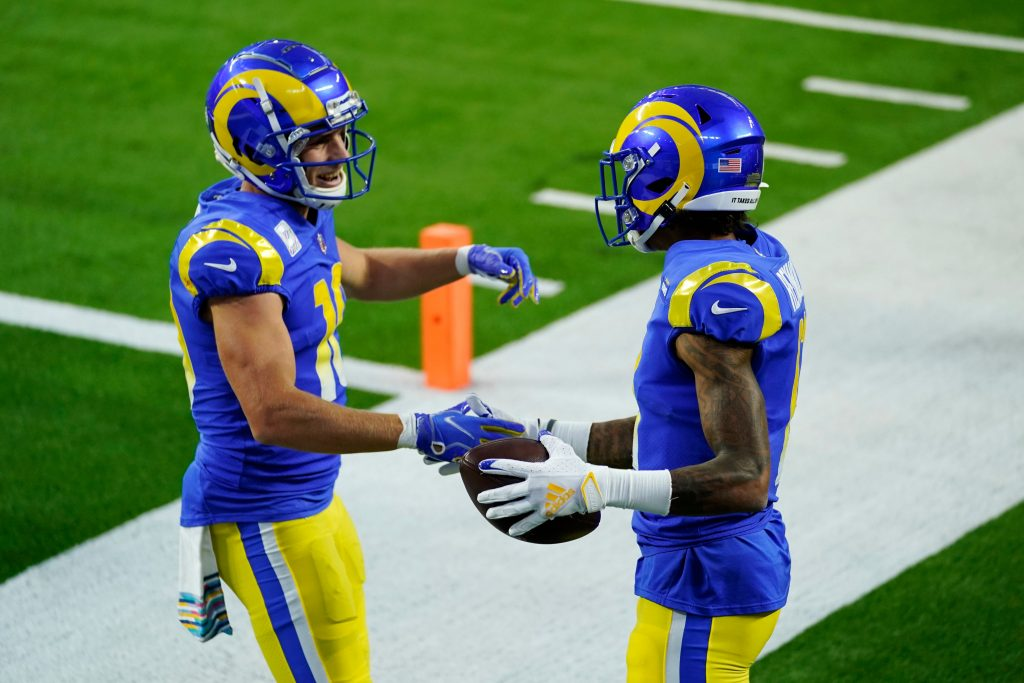 Rams vence a Chicago en el Monday Night