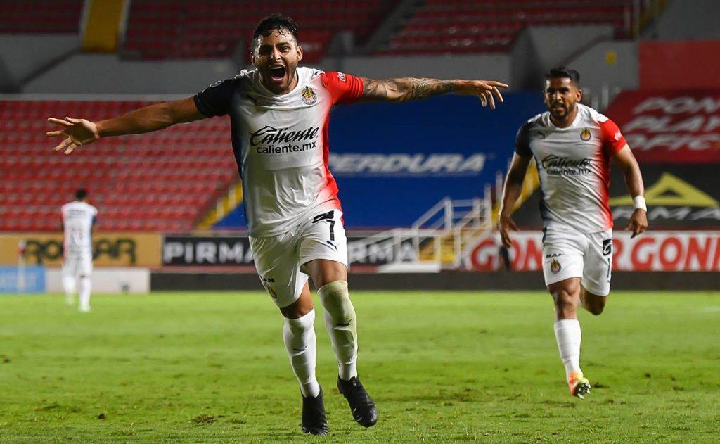 Chivas vs Necaxa: El proyecto Vucetich en juego