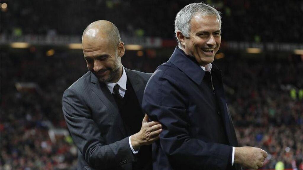 Tottenham vs Manchester City: Guardiola y Mourinho vuelven a encontrarse