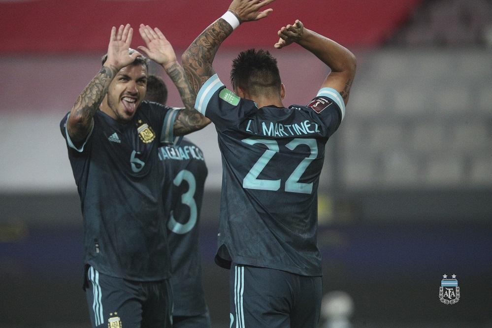 Argentina vuelve a ganar en Perú 16 años después