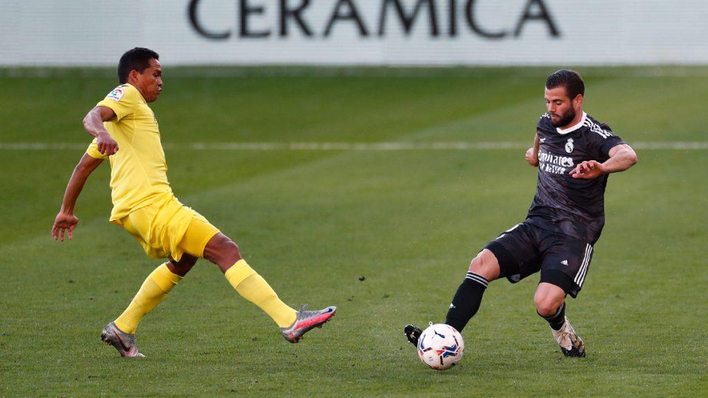 Real Madrid rescata un punto con el Villarreal