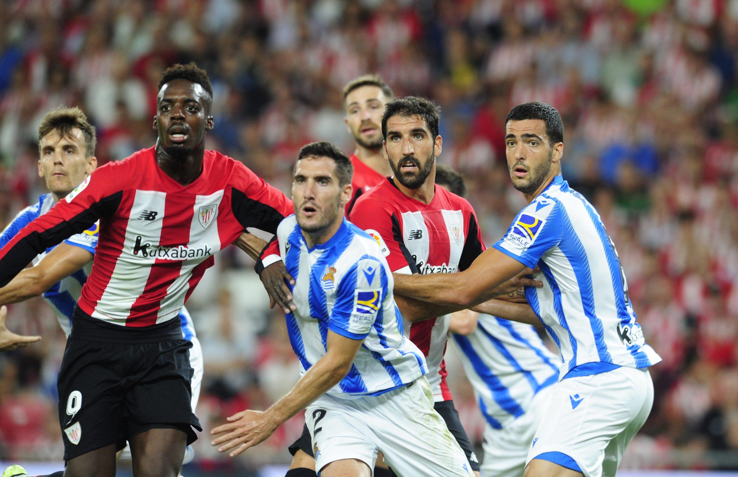 Athletic Vs Real Sociedad El Derbi Vasco Para Cerrar El