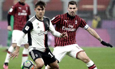 Milán pone en riesgo su invicto ante la Juventus