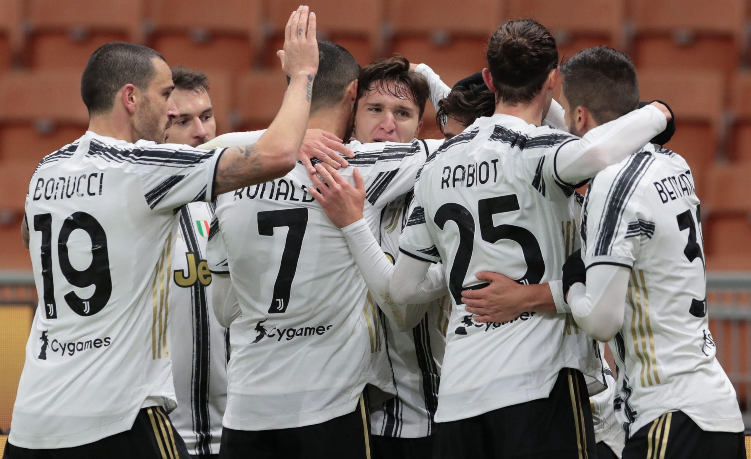 Juventus acaba con el invicto de Milán