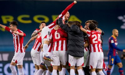 Athletic de Bilbao deja sin Supercopa al Barcelona