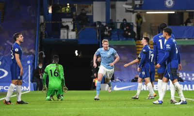 Manchester City despacha al Chelsea 45 minutos