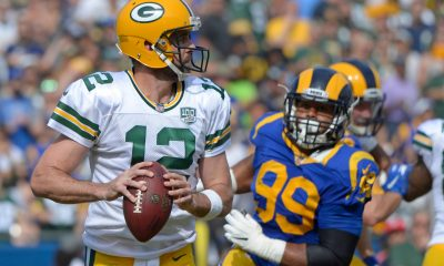 Packers vs Rams: Green Bay por el boleto a la final de la Nacional