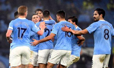Manchester City gana y ya es tercero en la Premier