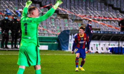 El Barcelona a la final de la Supercopa en Penales