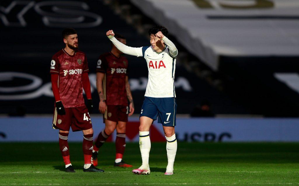Tottenham vuelve a ganar cuatro partidos después