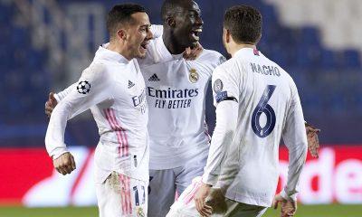 Real Madrid gana con lo justo al Atalanta