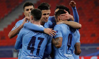Manchester City con medio boleto a cuartos de final