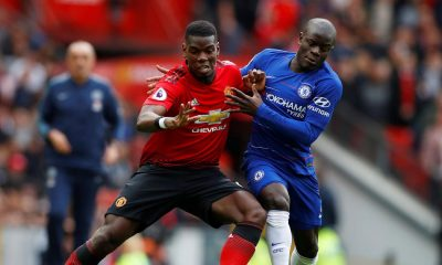 Chelsea vs Manchester: El partido de la jornada