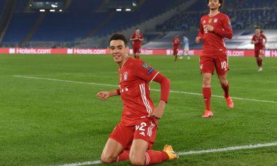 Bayern Munich destroza a Lazio y está en cuartos de final