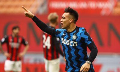 Inter de Milán gana el Derby y también medio Scudetto