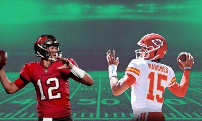 Super Bowl LV: Mahomes y Brady se juegan la gloria