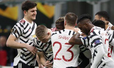 Manchester United elimina al Milán de la Europa League