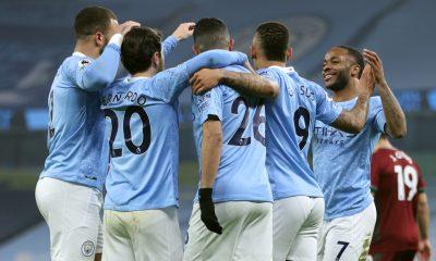 Manchester City no tiene freno y llega a 21 victorias en fila