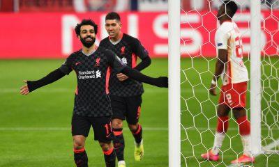 Liverpool a sellar el pase a cuartos ante RB Leipzig