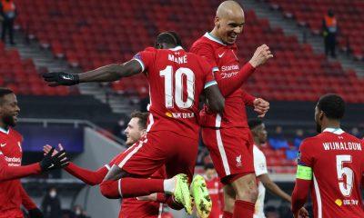 Liverpool recupera la memoria y elimina al RB Leipzig