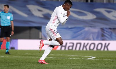 Vinicius evita la derrota del Real Madrid