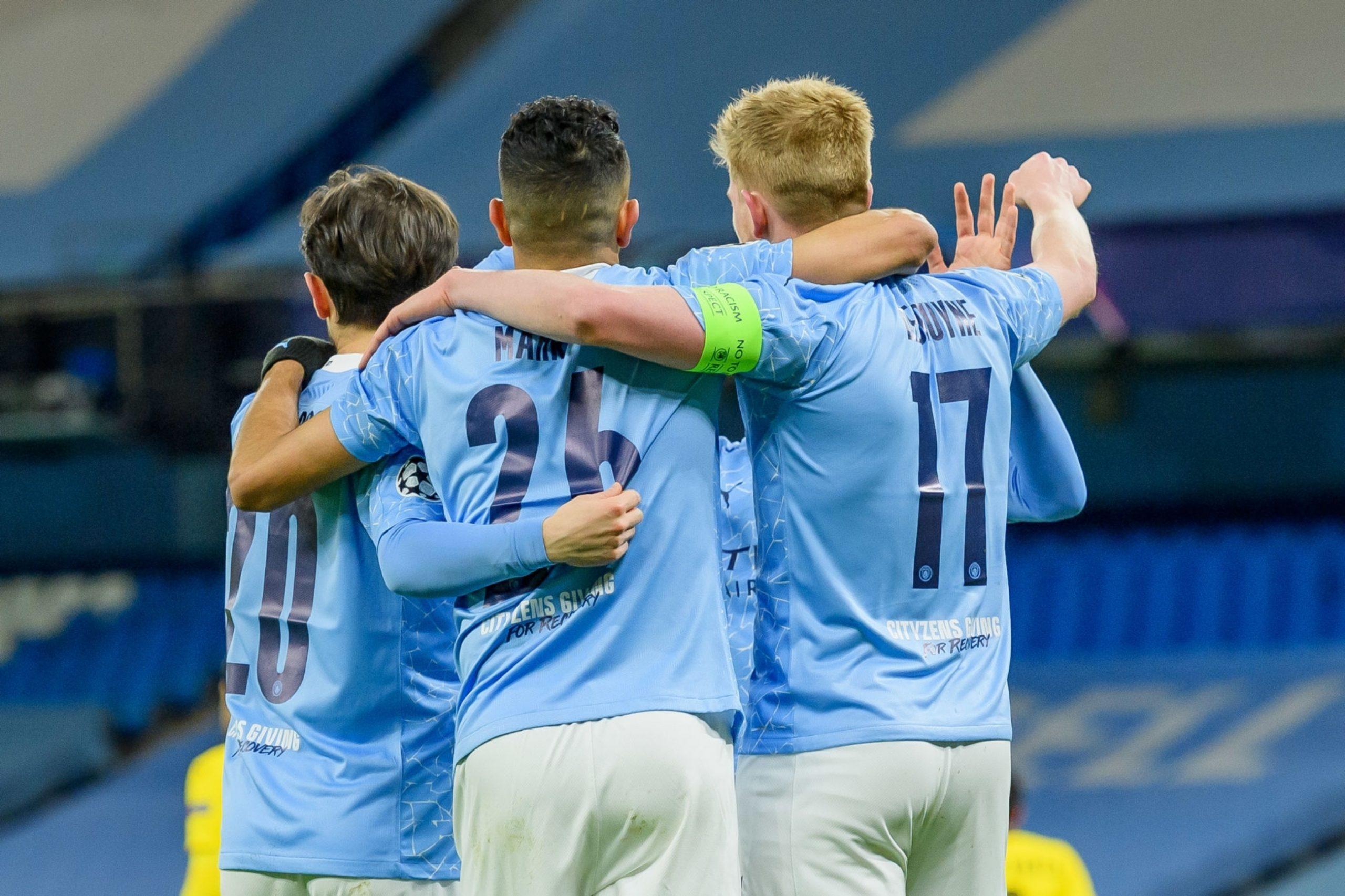 Manchester City sufre con Borussia pero gana la ida