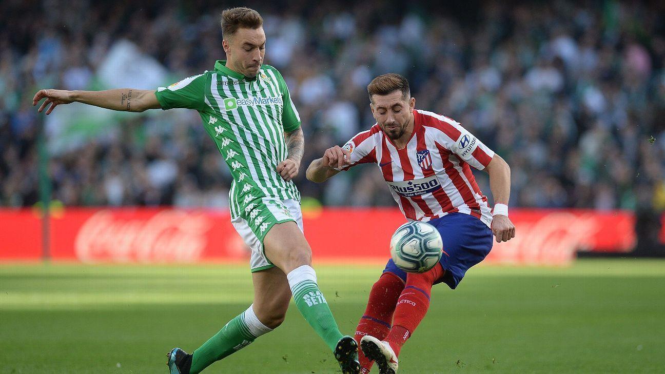 Pronóstico: Atlético no quiere tropezar con Real Betis