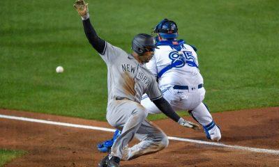 Toronto venció a Yankees