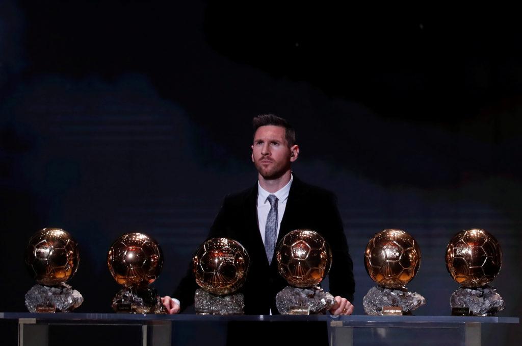 Nominados al Balón de Oro 2021