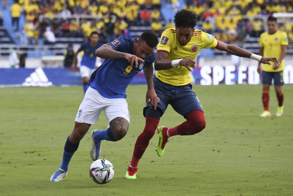 Colombia y Brasil reparten puntos en Barranquilla