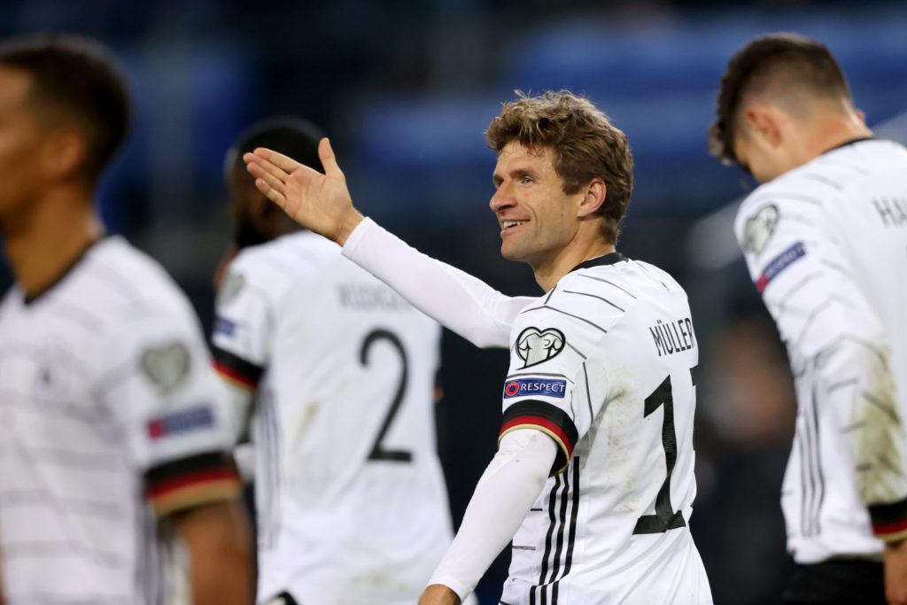 Alemania sufre para ganar pero se acerca a Qatar