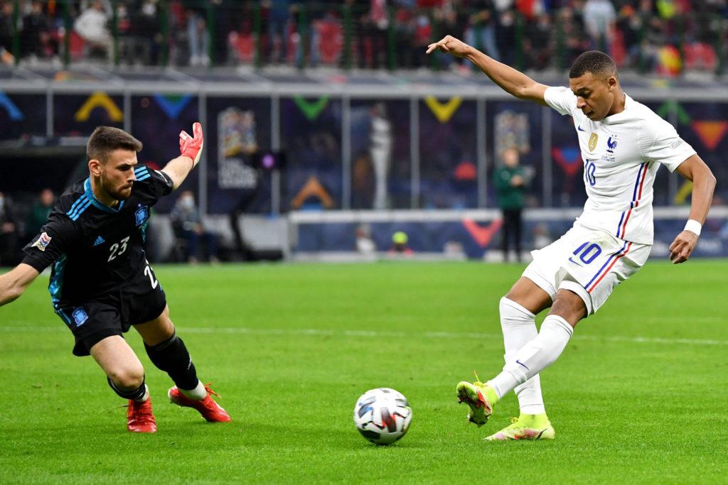 Francia campeón de la UEFA Nations League