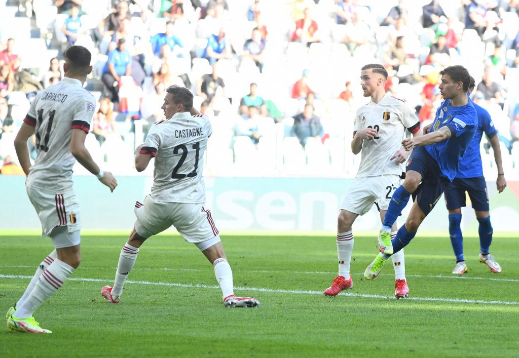 Italia tercer lugar de la UEFA Nations League