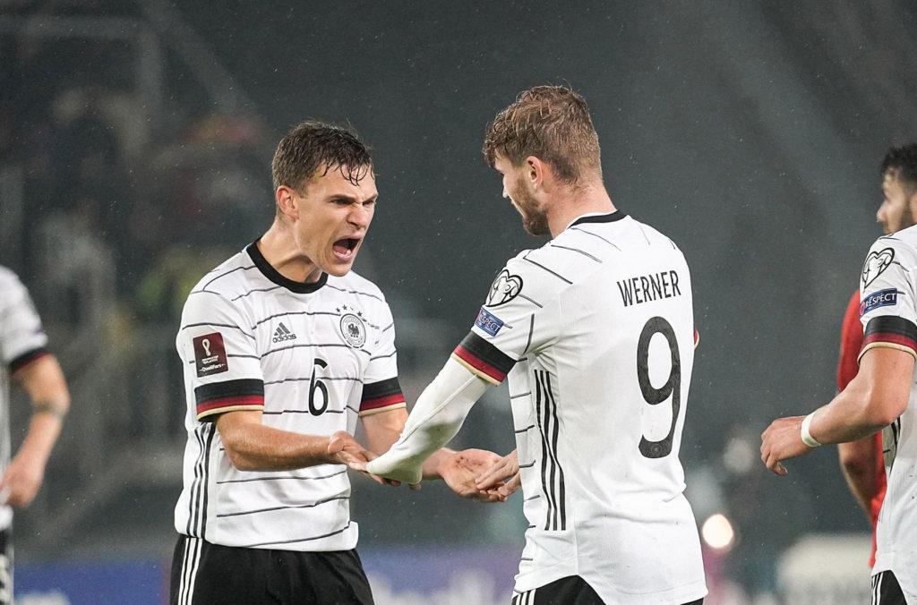 Alemania primer clasificado a Qatar 2022