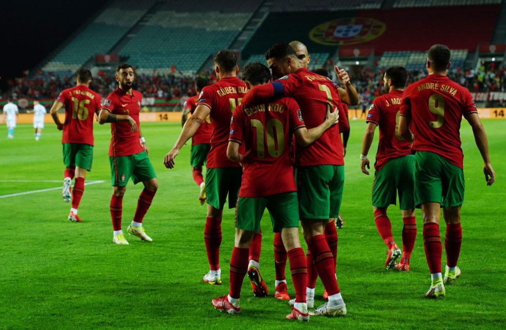 Hat-Trick de Cristiano en la goleada de Portugal